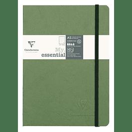 My Essential Age Bag A5 dot, color verde