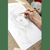Block dibujo Cray'ON Encolado 30 hojas 160 g - (3 tamaños)