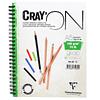 Block dibujo Cray'ON Micro-perforado con espiral 160 g (2 tamaños)