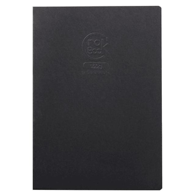Cuadernos de bocetos Clairefontaine A4 Negro