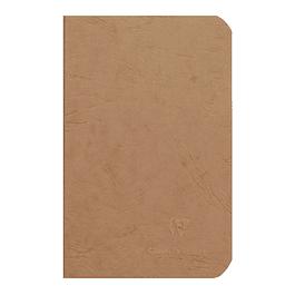 Cuaderno Age Bag 9x14cm 96p hojas blancas