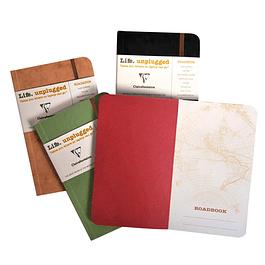 Age Bag notebook hojas de cuadros 9x14 128páginas 5x5