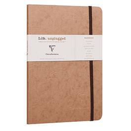 Age Bag Roadbook notebook A5 líneas 128p