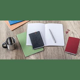 Cuaderno A5 Age - Color Negro
