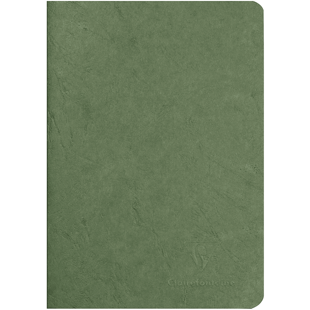 Cuaderno A5 Age - Color Verde