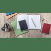 Cuaderno Age - 9 x 14 cm - (5 colores)