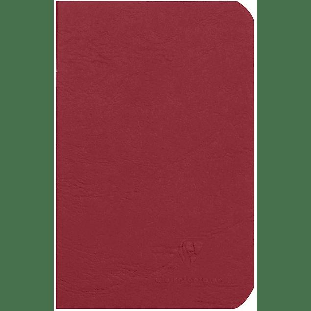 Cuaderno A6 Age - Color Rojo