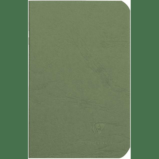 Cuaderno A6 Age - Color Verde