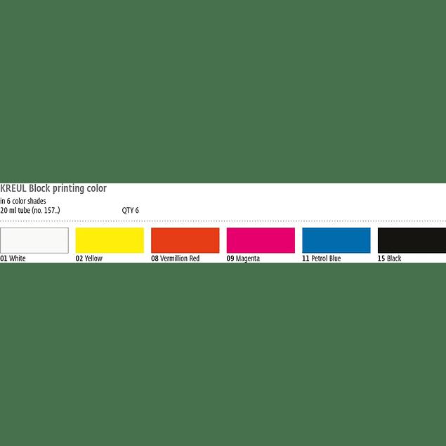 KREUL Block printing color