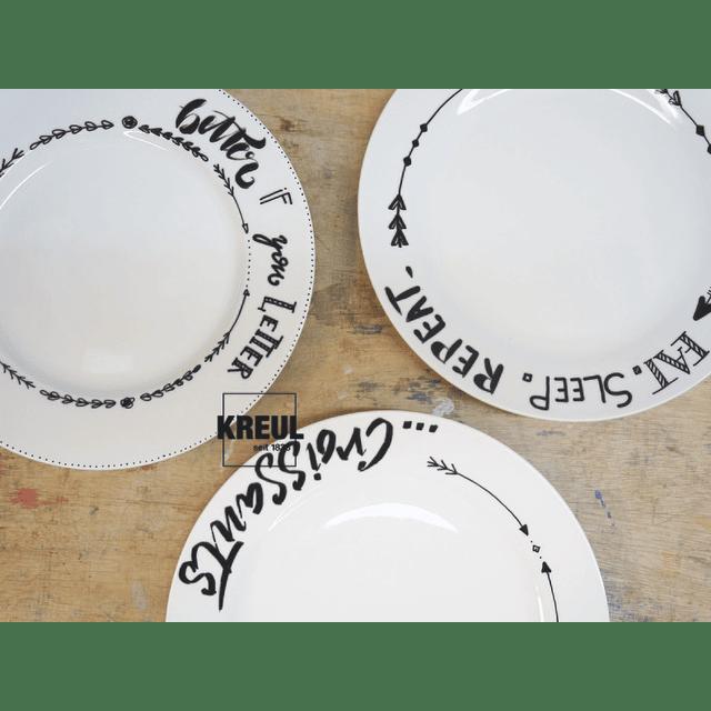 Marcadores Vidrio y Porcelana Classic - (24 Colores)