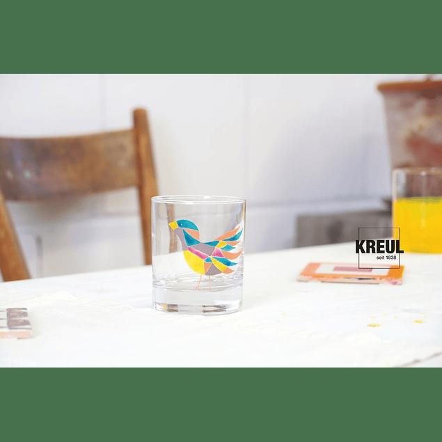 KREUL Glass & Porcelain Clear