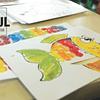 MUCKI Play me paintbox, para pintar animales y escalas de colores.
