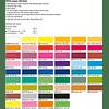 Pintura para Textil y Tela Javana 50 ml (48 tonos)