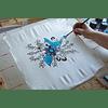 Pintura para tela KREUL Javana 50 ml (48 tonos)