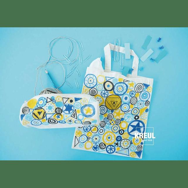 Marcador Textil y Seda - Max Sunny Fino (12 tonos)