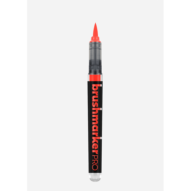 BrushmarkerPRO | Neon colours, Neon Orange Red
