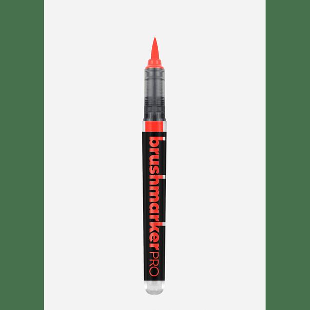 4020 - Neon Orange Red