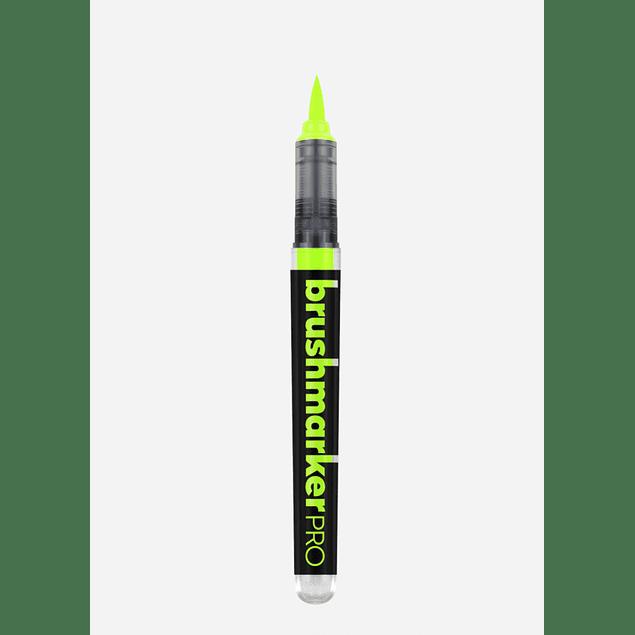 BrushmarkerPRO | Neon colours, Neon Yellow Green
