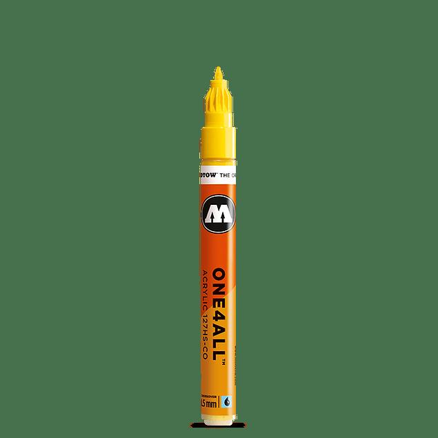 006 Amarillo zinc  - 1.5 mm