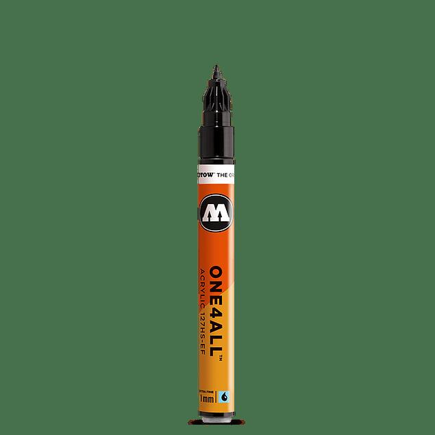218 neon orange fluor  - 2 mm