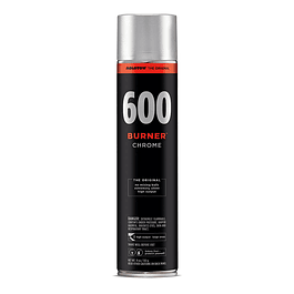BURNER™ chrome 600ml - Chrome