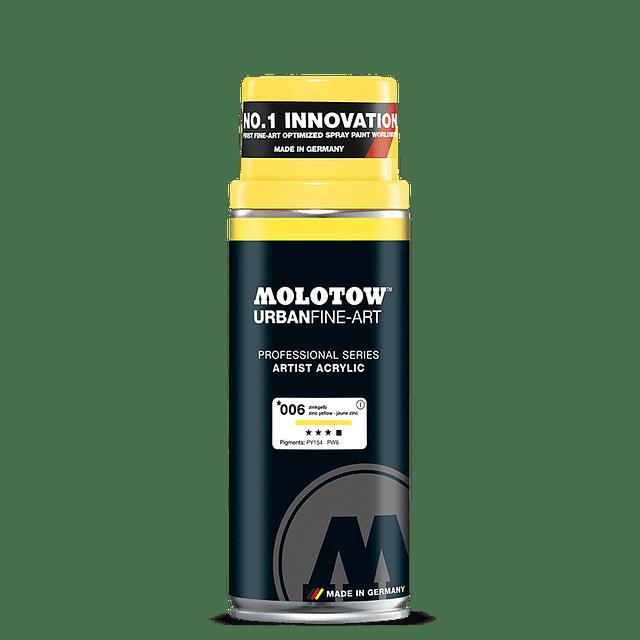 #006 zinc yellow