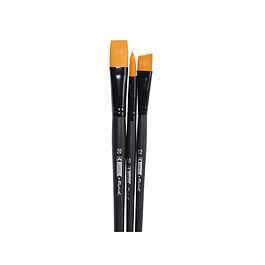 RAPHAEL CAMPUS Pinceles para Hobby y manualidades XL, 3 pcs.