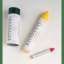 Iridescent oil pastel Rich Pale Gold  - 113