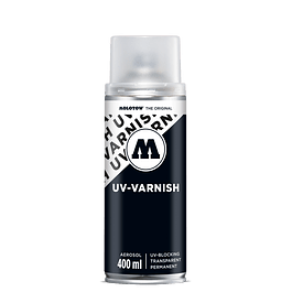 Spray UFA UV 400ml Barniz Mate/Brillante