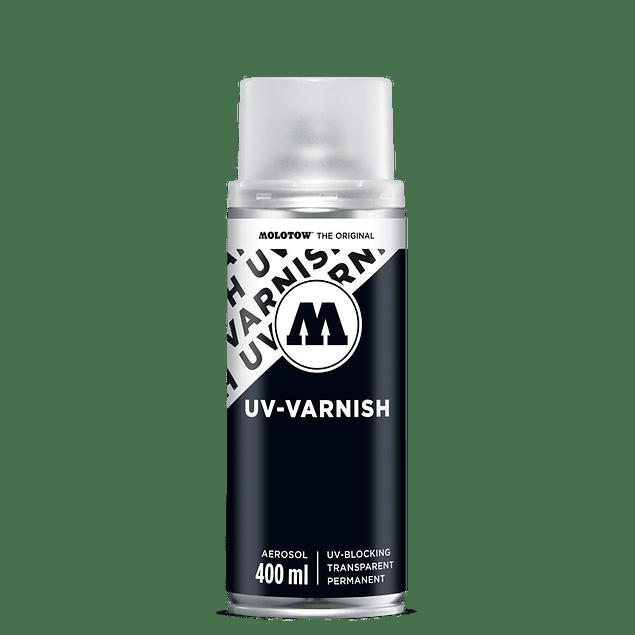 Spray UFA UV 400ml Barniz Mate/Brillante