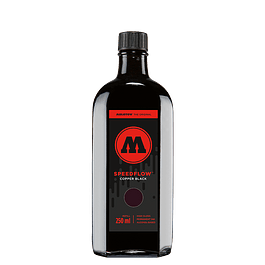 Refill Speedflow Cooper Black 250ml