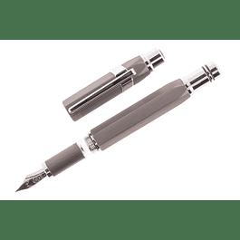 TWSBI Precision Fountain Gunmetal Pen