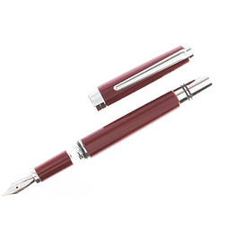 TWSBI Classic Fountain Pen - Burgundy