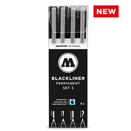 Blackliner Set 3