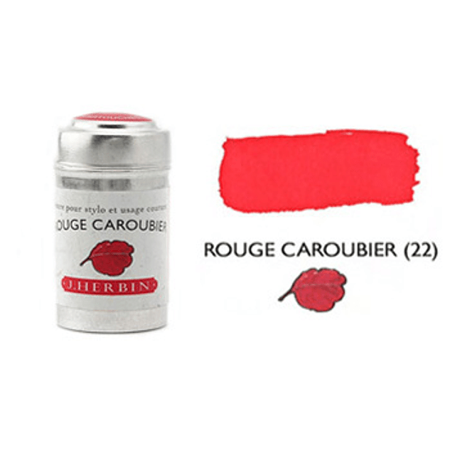Cilindro - Rouge Caroubier (22)