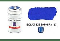 Cilindro con 6 cartuchos de tinta éclat de saphir