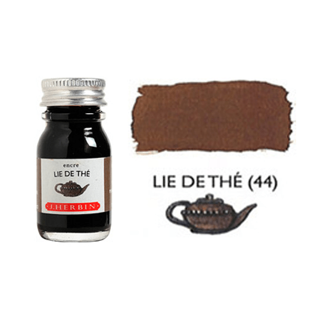 Frasco 10ml - Lie de Thé