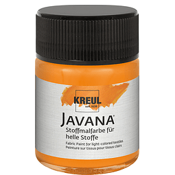 Javana Fabric Paint - Verde Light 50 ml
