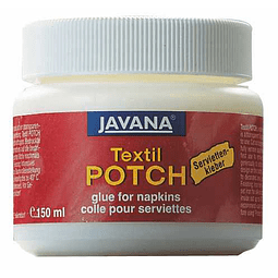 Adhesivo para Textiles y Seda (Decopatch)