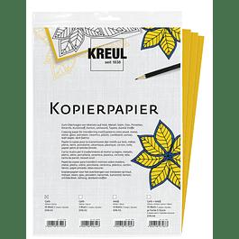 Kreul Papél Transfer - Color Amarillo