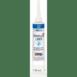 Porcelain Liner - Color Cobre 20 ml