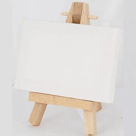 Solo Goya - Mini Canvas + Mini caballete