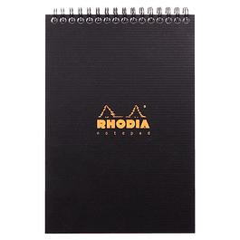 Rhodiactive NotePad - (2 formatos) 14,8 x 21 cm