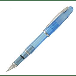 Platinum Balance Fountain Pen - Crystal Blue