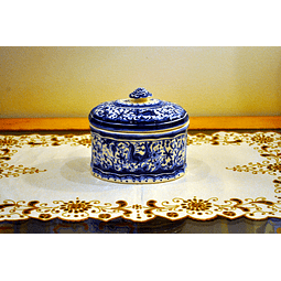 Coimbra Pottery Candy Box