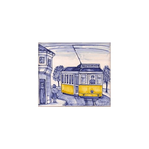 Azulejo Elétrico TQ 2