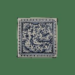 Azulejo Coimbra Azul