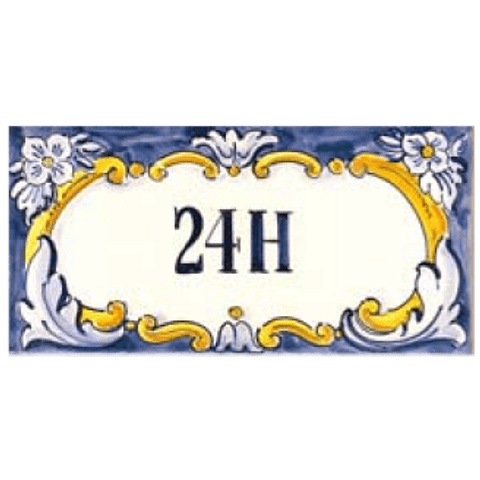 24 hours tile