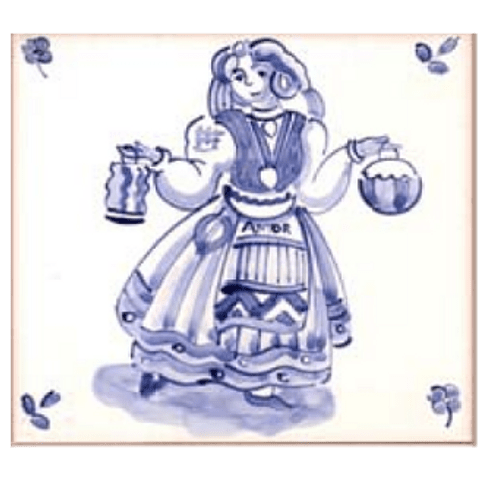 Traditional costumes individual tile 13 ANB