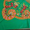 Lenço Minhoto com franja (Verde)
